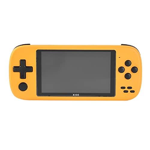 Consola de juegos portátil Ydh, videoconsola para niños adultos, juegos retro integrados de 2000 y soporte de descarga de tarjeta TF, copia de seguridad del juego