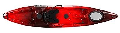 9350495145 Perception Kayak Pescador Red Tiger Camo Angling Kayak from Confluence Kayaks