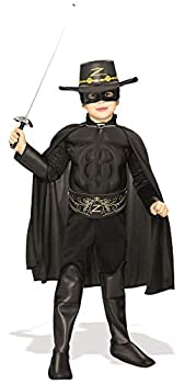 zorro costume kids