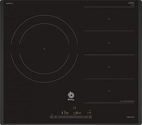 Balay - Placa inducción 3EB969LU 60cm biselada negro