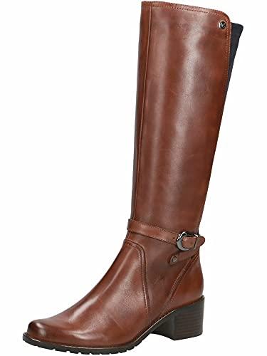 CAPRICE Femmes Bottes 9-9-25520-27 387 Marron Largeur G...