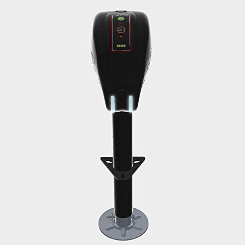 RVCP Gx1 3500 Lb Electric Trailer Tongue Jack Manufacturer Part # Rp35Js1A