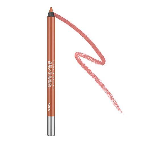 Urban Decay 24/7 Glide-On Lip Pencil, Naked2 - Medium Beige-Nude - Long-Lasting, Waterproof Lip Liner - Prevents Feathering - Moisturizing Vitamin E, Jojoba Oil & Cottonseed Oil