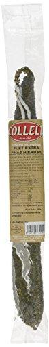 Collell Fuet Finas Hierbas - Salami mit Kräutermantel, 3er Pack (3 x 150 g)