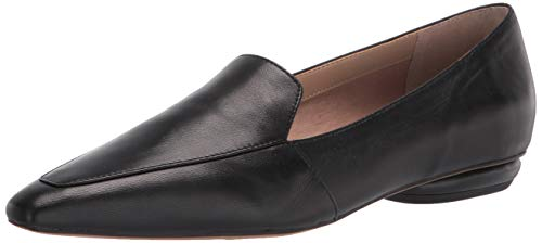 Franco Sarto Women's Balica Loafer, Black, 7 -  017123216812