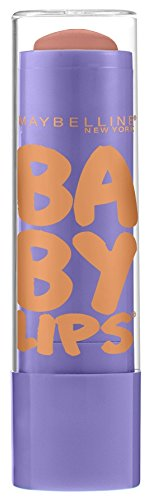 MAYBELLINE Baby Lips Moisturizing Lip Balm - Peach Kiss
