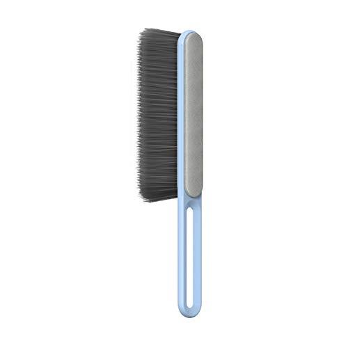 PIGMAMA Reinigungsbürste Handbürsten mit weichen Borsten, Kleiderbürste, Haarstaubentfernung, Schrubber für Tastatur, Hotel, Zuhause, Auto, Bett, weiche Kleidung