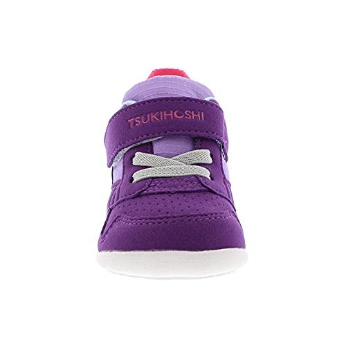 TSUKIHOSHI Kids Baby Girl's Racer (Infant/Toddler) Purple/Lavender 3 M US Infant