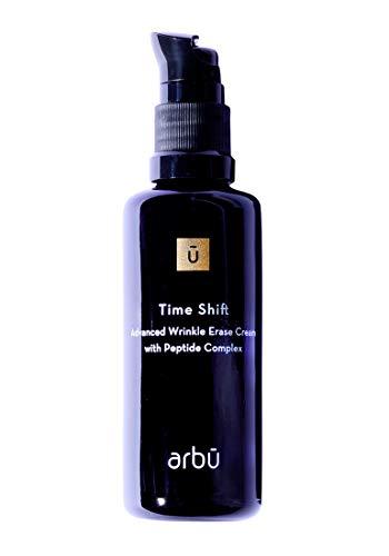 ARBŪ Crema facial para mujer Time Shift Advanced Wrinkle Erase Organic Cream