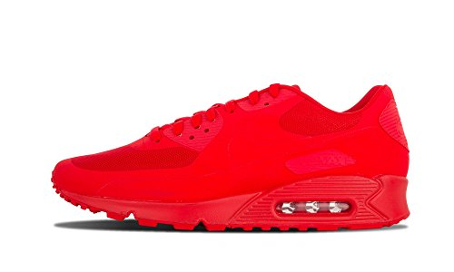Nike Air Max 90 Hyperfuse Independence Day - Sport Red/Sport Red Trainer Size 11 UK