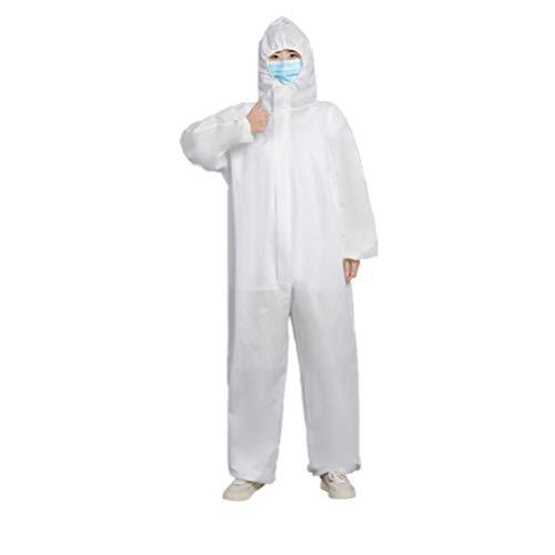 BESPORTBLE Mono de Polipropileno Reutilizable Mono Cover Base De Protección Química