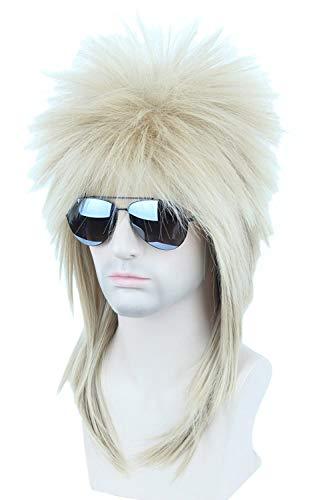 haz tu compra pelucas heavy metal en internet