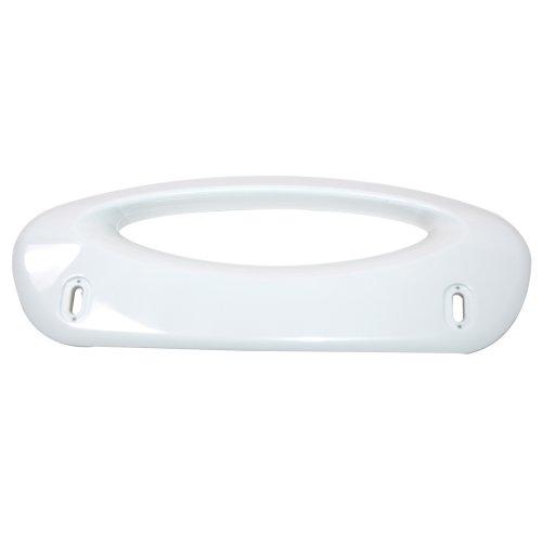 Electrolux Congélateur Zanussi réfrigération Poignée de porte, blanc