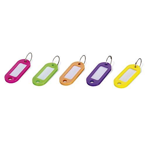 chaveiro plus cores neon c/ 25