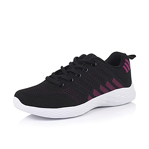 Chaussures de Running Course Femmes Sports Fitness Gym Baskets Sneakers Poids Léger