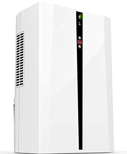 Check Out This OPcFKV Electric Dehumidifier for Home 2200 Cubic Feet Large Capacity Quiet Safe Dehum...