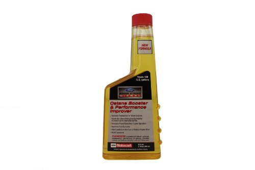 Genuine Ford Fluid PM-22-A ULSD Compliant Cetane Booster and Performance Improver - 20 oz.