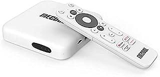 MECOOL KM2 Android TV 10   Google gecertificeerd   Bluetooth 5.0   Compatibel met Google Assistance   Chromecast   Directe...