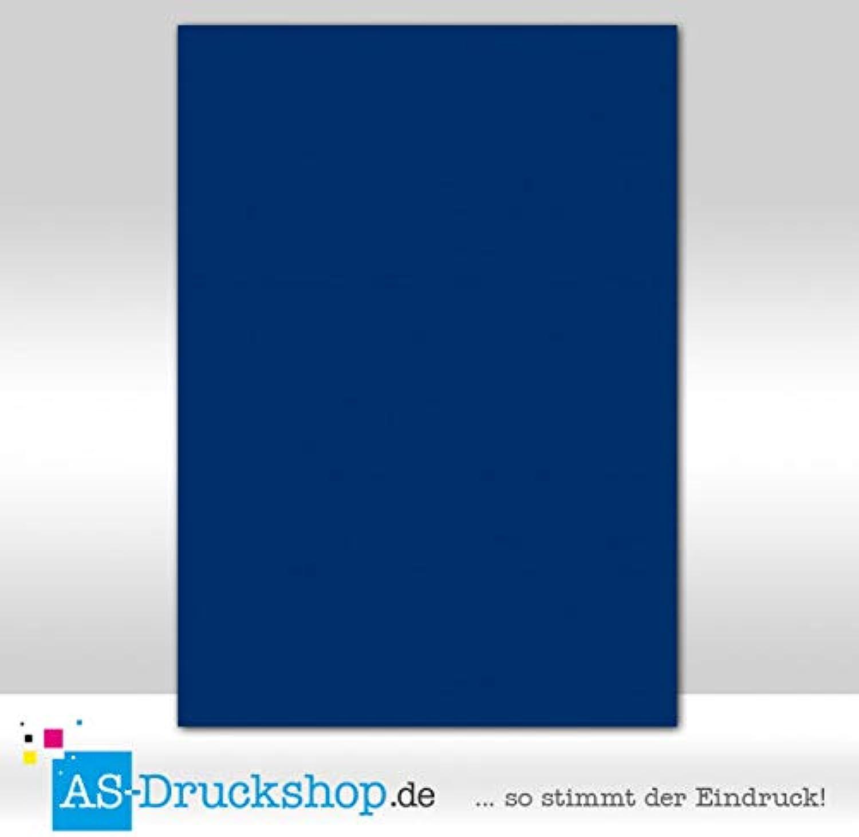 Farbiges Papier Schreibpapier - Royalblau   50 Blatt DIN A4   220 g-Papier B07GFQDZRW  | Günstigen Preis