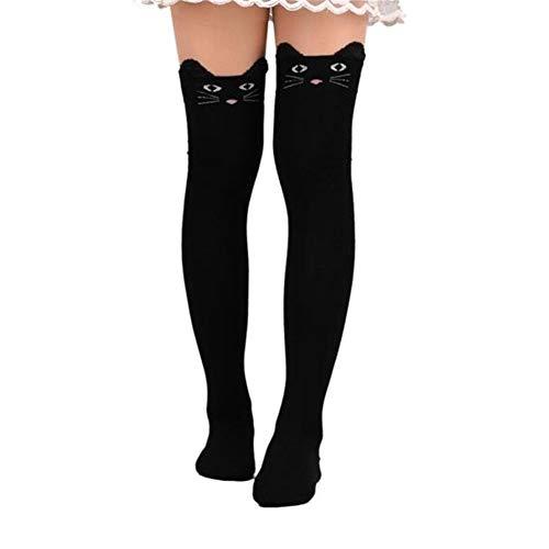 JINSEQ Calcetines Calcetines de algodón cálido for Mujer