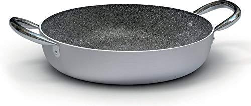 BALLARINI b53t61Pfanne, 2Griffe, Durchmesser 28cm, professionelle Granit