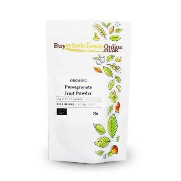 Buy Financial sales Dealing full price reduction sale Whole Foods Organic 50g Pomegranate Powder Fruit