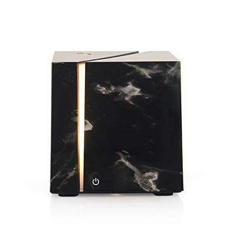 Olio essenziale diffusore, 200ml Marmo Modello Ultrasuoni Aromaterapia macchina umidificatore Warm Light Touch Button No Acqua/Tilt spegnimento automatico