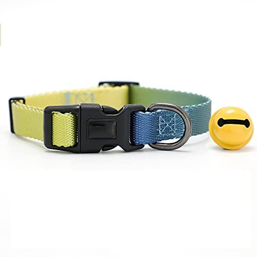 Guoz Collar para Perros Pequeños Grandes Medianos Suave Acolchado Impermeable Ajustable Transpirable...