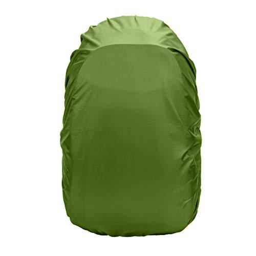 Frelaxyリュックカバー2倍以上の防水性8色5サイズ(M,グリーン)