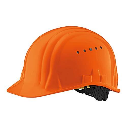 Schuberth B80526 Baumeister 80 Schutzhelm mit Drehverschluss, Orange