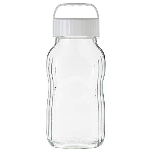 東洋佐々木ガラス 漬け上手 ホワイト 2000ml 果実酒ポット 日本製 I-77861-OR-B-JAN