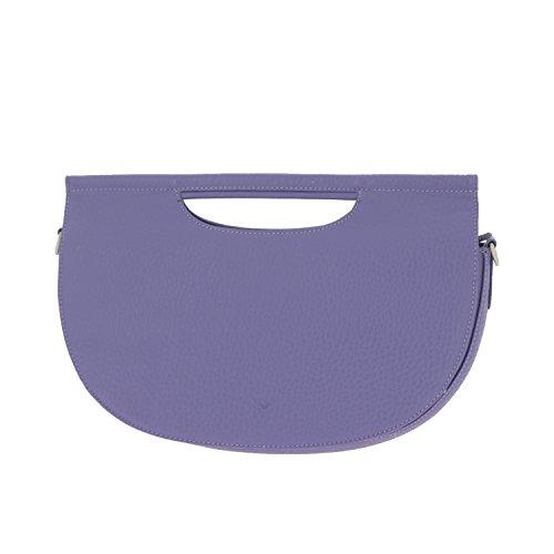 VOi Damen Handtasche tragbar als Schultertasche 21882 Hirsch Kollektion in Krokus