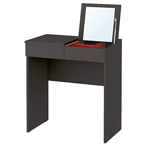 Ikea Brimnes Schminktisch, Grau, 27 1/2x16 1/2 1/2 104.702.60