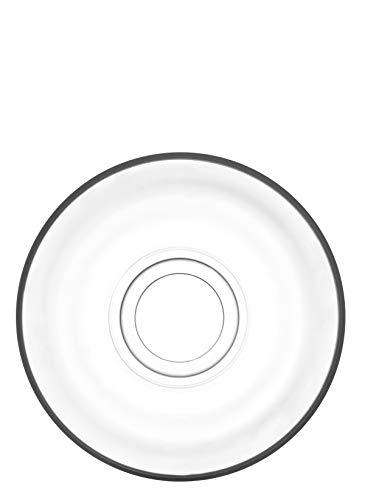 Lav Untertasse Menge wählbar Unterteller Gläser Teeglas Cay tabagi Türkisch (6 Stück)