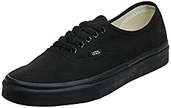 Vans vegan Authentic black shoe