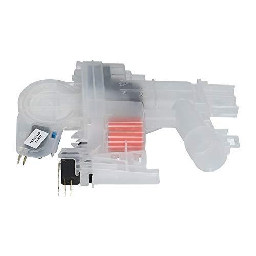 Spülmaschinen-Gebergehäuse kpl. mit Wasserstandsregler, mit 2 Mikroschaltern BSH Nr. 497570