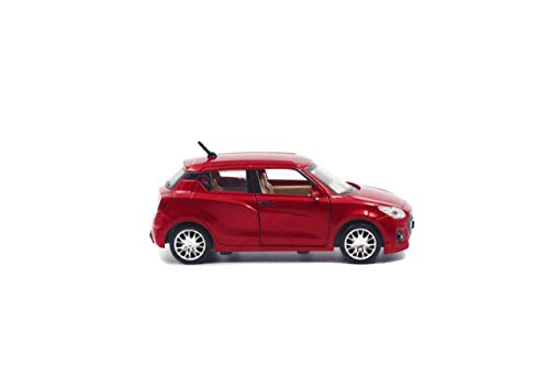 Amisha Gift Gallery® All New Maruti Swift 2020 Drift Car Toys for Boys Toys Pull Back Model Car Toy for Kids Colour Assorted, As Per Availability