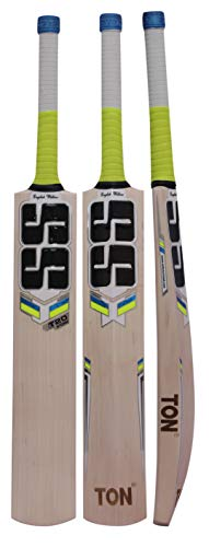 SS T20 Storm 2019 Series English Willow Cricket Bat, Men's Size - SH Grade 2 (Free Extra Grip & Bat Cover Included)