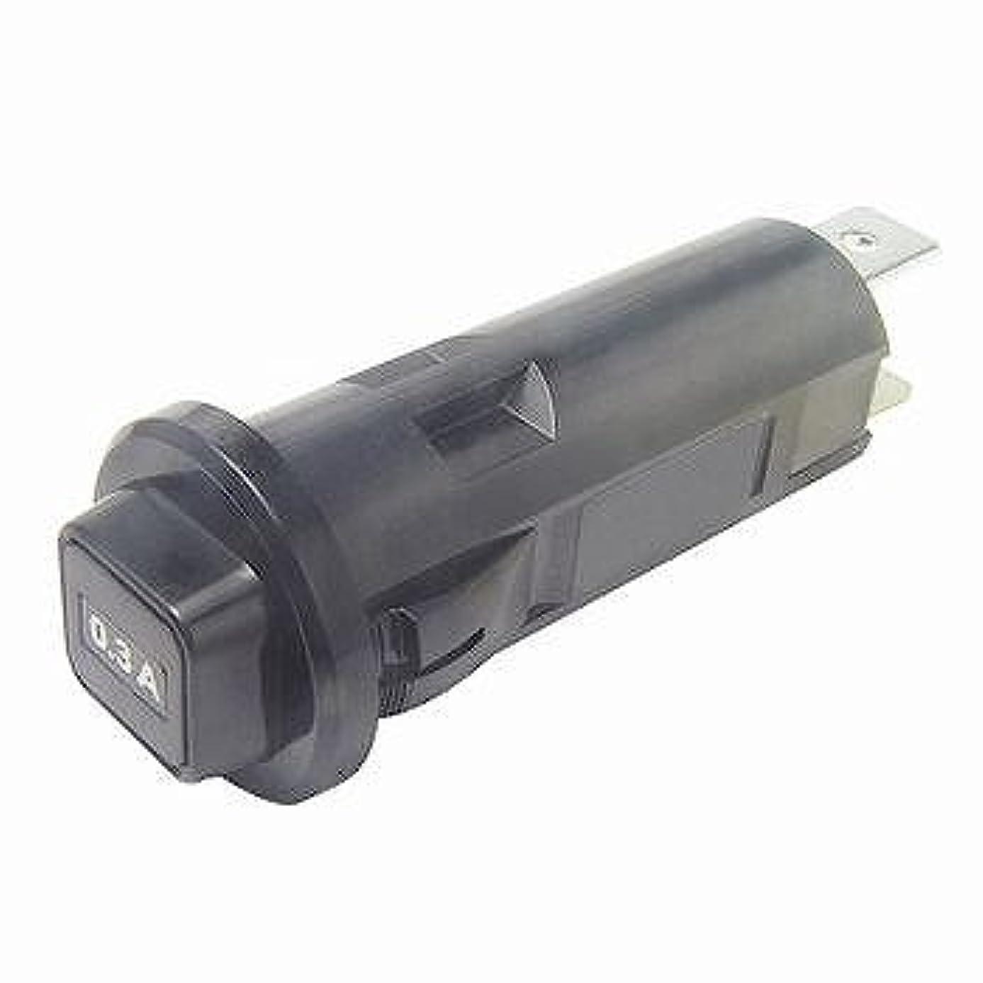 蒸し器モッキンバード過度のIDEC(アイデック) サーキットプロテクタ NRFシリーズ 電流引外し 1極 補助接点なし NRF110-8A
