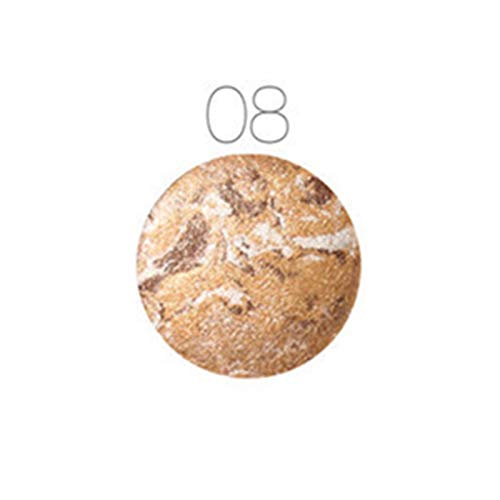 Pannow gebackene Lidschatten-Palette (8)