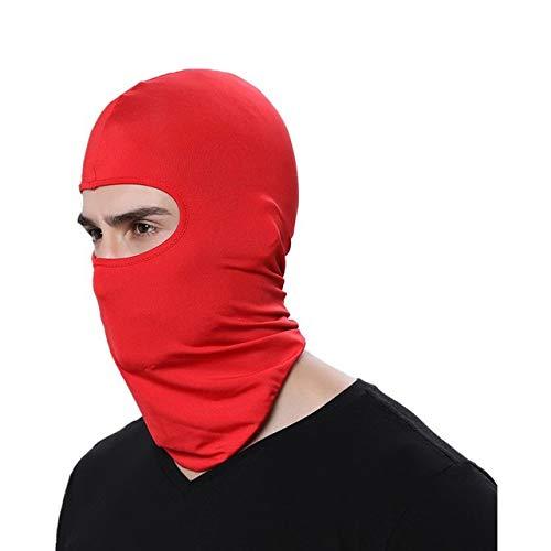 IENPAJNEPQN Transpirable Pirata pañuelo Hombres Mujeres Anti-Sudor Deporte Gorra de Ciclista bajo...