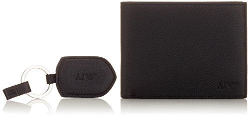 Armani Jeans 937502CC992 - Monedero para Hombre (10 x 2 x 13 cm)
