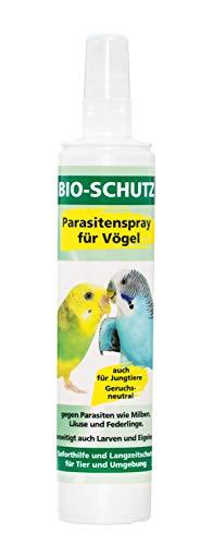 Bio Schutz Parasitenspray für Vögel 150ml Pumpspray