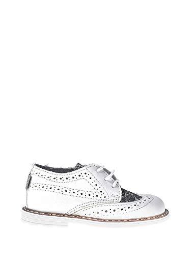scarpe francesine bambina Melania ME1058B7E.B Francesina Bambino Bianco 24