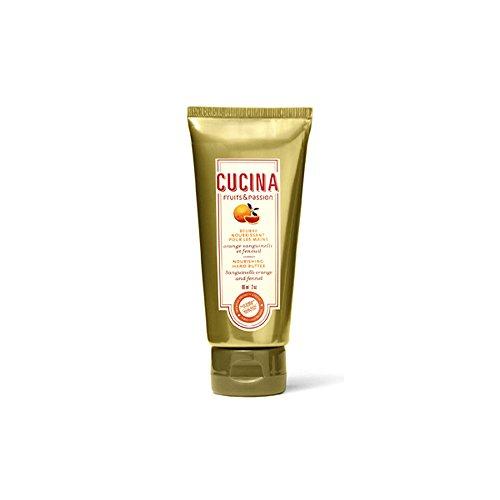 CUCINA Nourishing Hand Butter - 2 oz. - Sanguinelli Orange Fennel
