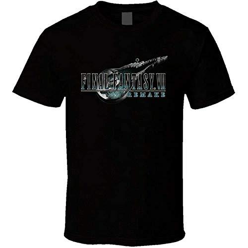 JNT Final Fantasy 7 Remake 2020 Video Games T Shirt