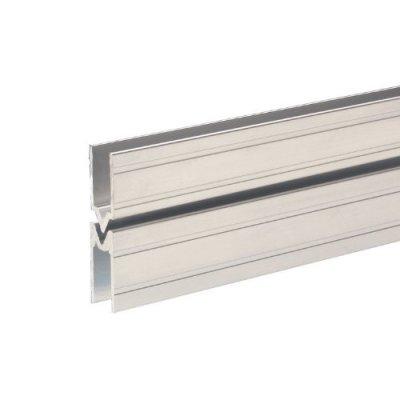 6144m aluminium dop stekker 9, 6mm materiaal