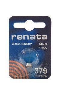 Batterie Silberoxyd Renata 379, 1er
