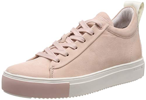 Blackstone Damen RL65 Hohe Sneaker, Pink (Cameo Rose Crse), 38 EU