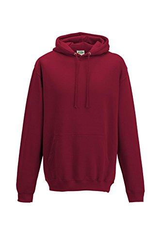 Just Hoods - Sweat-shirt à capuche - Homme - - Red Hot Chilli - XL